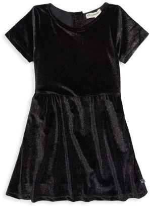 Appaman Little Girl's & Girl's Kelsey Velvet Dress