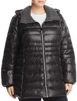 Marc New York Plus Erin Down Puffer Coat