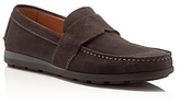 Vince Alan Suede Loafers