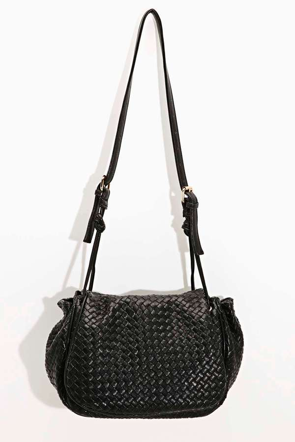 Nasty Gal Dreamweaver Crossbody Bag