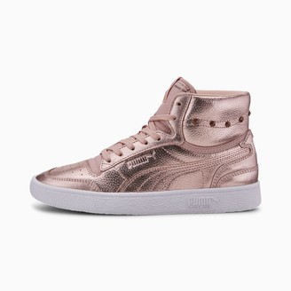 Puma Ralph Sampson Mid Glitz Women's Sneakers