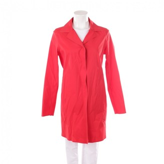 Herno Red Jacket for Women