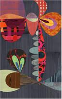 "Jonathan Adler Rex Ray ""Alba"" Print"