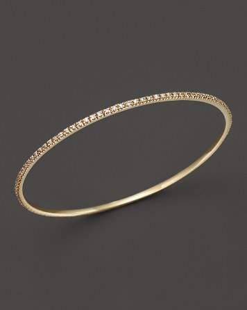 KC Designs Diamond Bangle in 14K Yellow Gold