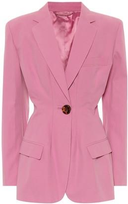 ATTICO Donna cotton blazer