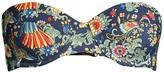 Tory Burch Floral Printed Underwire Bikini Top