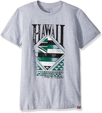 Quiksilver Young Mens Island Time T-Shirt