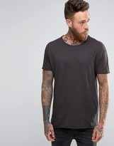 Nudie Jeans Raw Hem T-Shirt