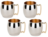 Old Dutch Moscow Mule Mugs (Set of 4)