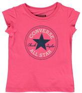 Converse 00 Short Sleeve Tshirt Infant Girls