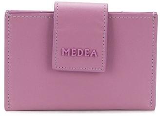 Medea Logo Plaque Wallet