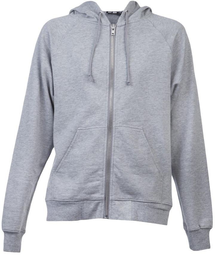 BLK DNM Zip hoodie