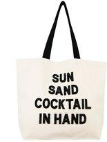 FALLON & ROYCE - Sun Sand Cocktail in Hand Sequin Tote