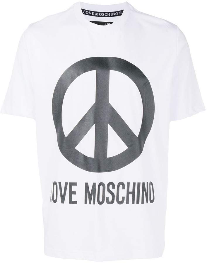 1fbc3bae Moschino Tees For Men - ShopStyle