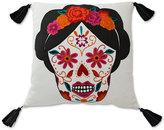 "Blissliving Home Craneo 18"" Square Decorative Pillow"