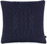 """Nautica Tideway Stripe 16"""" Square Decorative Pillow"""