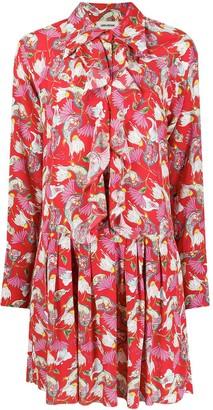 Zadig & Voltaire Ruska Paisley Psyche dress