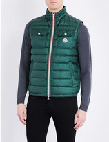 Moncler Achille quilted shell gilet