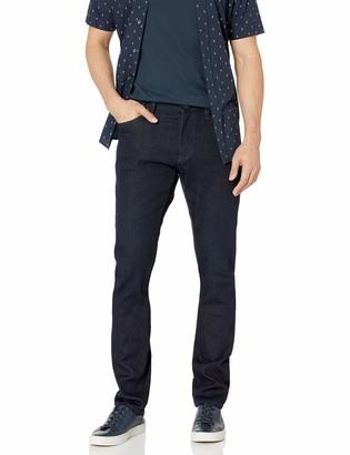 John Varvatos Men's Bowery Slim Straight FIT Jean