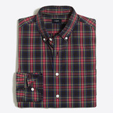 J.Crew Factory Plaid washed shirt