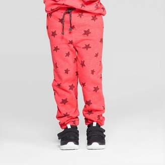Art Class Toddler Boys' Star Jogger Pants - art classTM Red