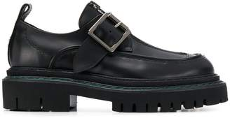 No.21 classic creepers with side buckle