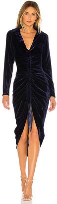 L'Academie The Flore Midi Dress