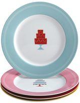 Cake BossTM Mini Cakes 4-pc. Dessert Plate Set