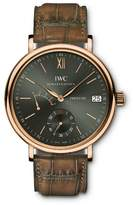 Iwc Schaffhausen Portofino Hand-Wound Eight Days Watch