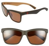 Zeal Optics 'Kennedy' 56mm Polarized Plant Based Retro Sunglasses