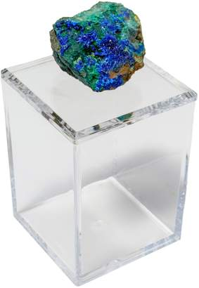 Mapleton Drive Tall Faceted Box
