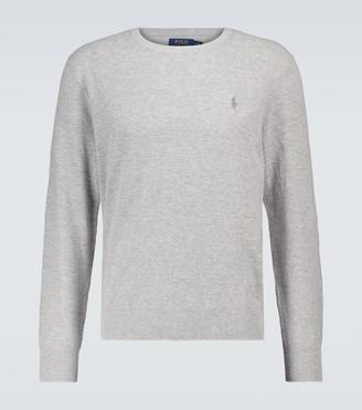Polo Ralph Lauren Long-sleeved cotton sweater