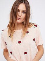 Rose Garden Tee by Banner Day at Free People