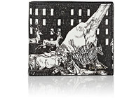 Prada Men's Safari-Print Billfold