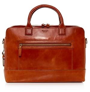 Shinola Bedrock Leather Briefcase