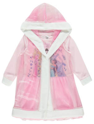 Disney George Princess Pink Nightdress with Cape