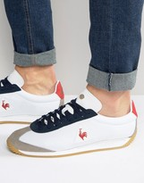 Le Coq Sportif Quartz Gum Sneakers In White 1611750