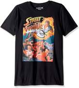 American Classics Unisex-Adults Big and Tall Street Fighter Awesome Short Sleeve T-Shirt
