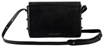 Status Anxiety SA7641 Succumb Flap Over Crossbody Bag