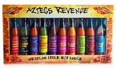 Bed Bath & Beyond Aztecs Revenge 10-Piece Mexican Style Hot Sauce Gift Set