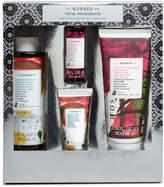 Korres KORRES Total Indulgence Bergamot Jasmine and Japanese Rose Body Milk and Shower Gel Collection (Worth 24.00)