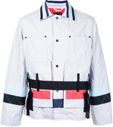 Craig Green colour-block bomber jacket - men - Cotton - XS
