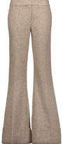 Co Wool-Tweed Bootcut Pants