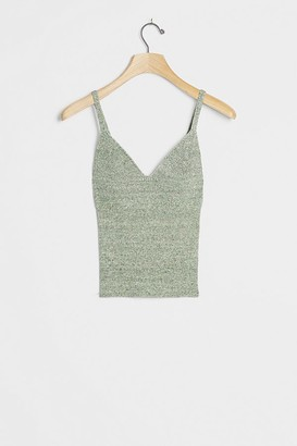 Anthropologie Gloria Knit Cami Top