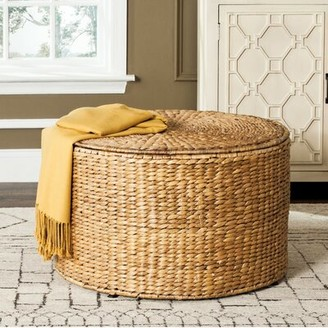 Breakwater Bay Willow Drum Coffee Table