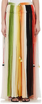Chloé WOMEN'S SILK MAXI SKIRT