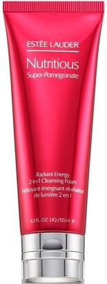 Estee Lauder Nutritious Super-Pomegranate Radiant Energy 2-in-1 Cleansing