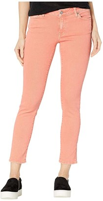 Lucky Brand Lolita Skinny Jeans in Vintage Persimmon (Vintage Persimmon) Women's Jeans