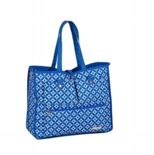 Jenni Chan Stars Reversible 2-In-1 Carry-All Tote