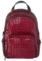 Juicy Couture Aspen Mini Zippy Backpack, Pink.
